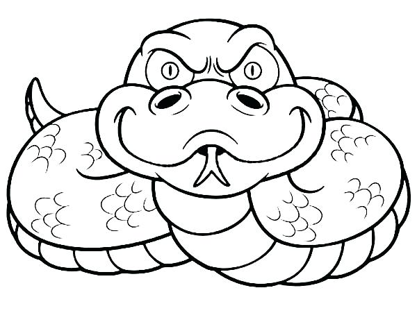 600x477 Anaconda Coloring Page Coloring Pages For Adults Online