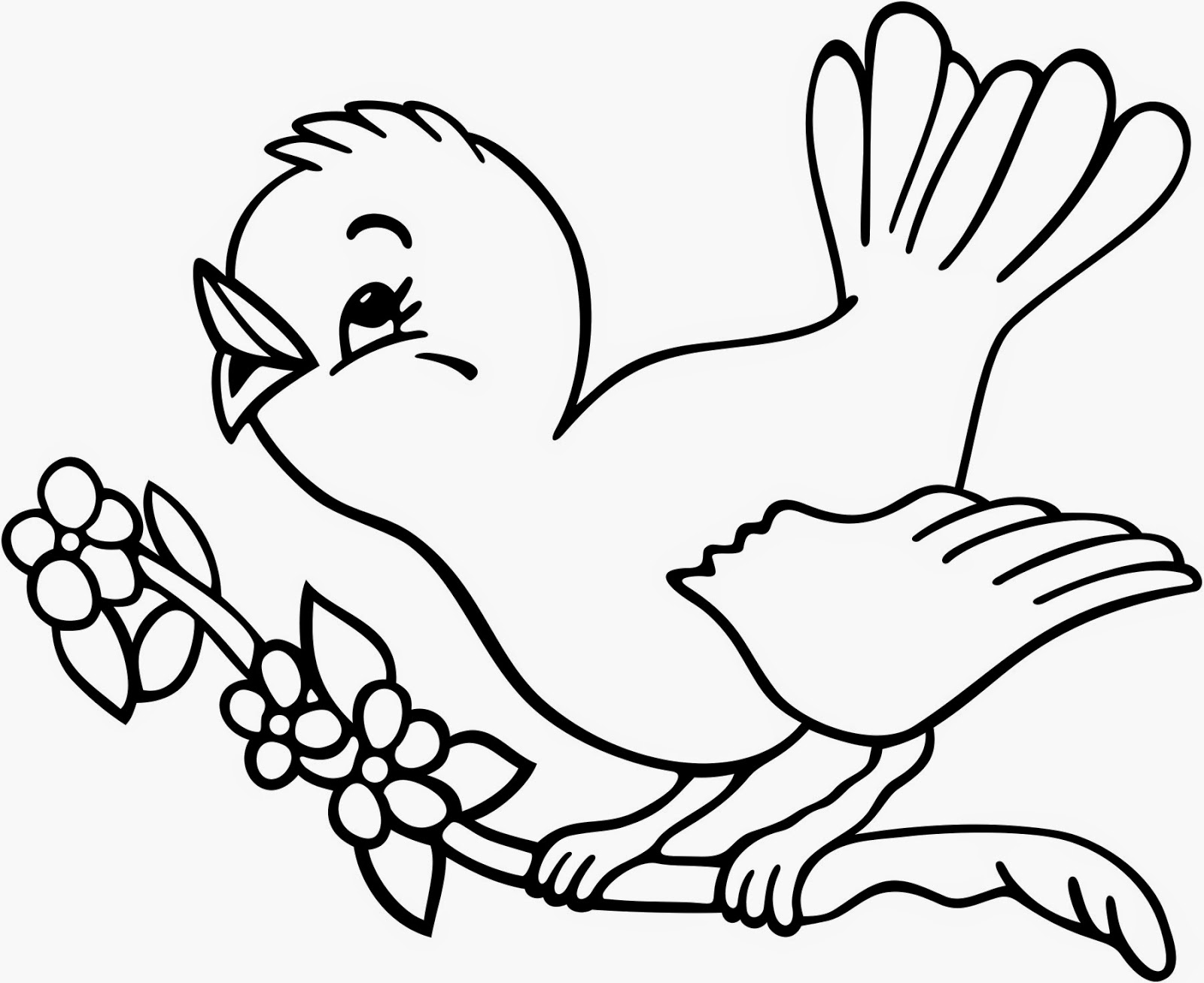 1600x1306 Colours Drawing Wallpaper Beauyiful Sweet Little Tweety Bird