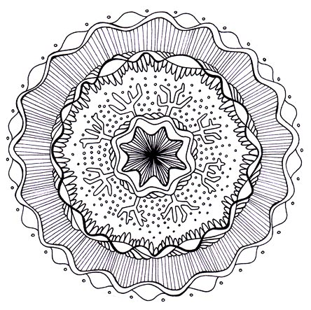 444x443 Free Adult Coloring Pages Detailed Printable Coloring Pages