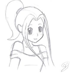 236x245 Easy Anime Sketches