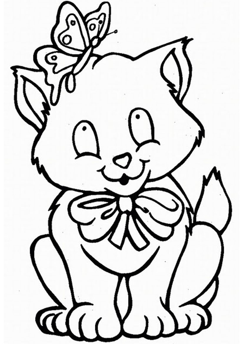 826x1169 Realistic Butterfly Coloring Pages To Print Free Printable Animals