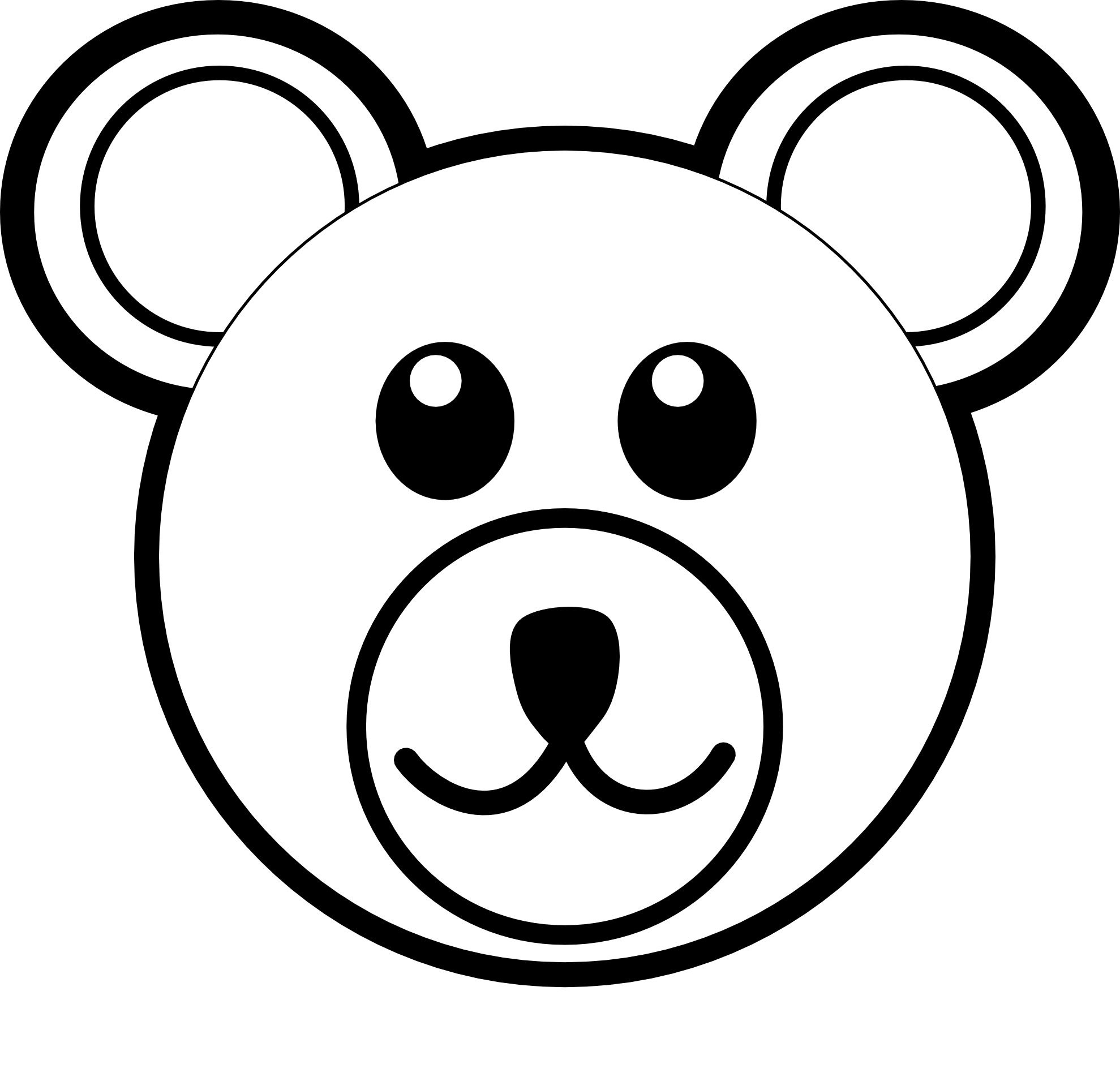 Drawing For Kids To Colour at GetDrawings.com | Free for personal ...