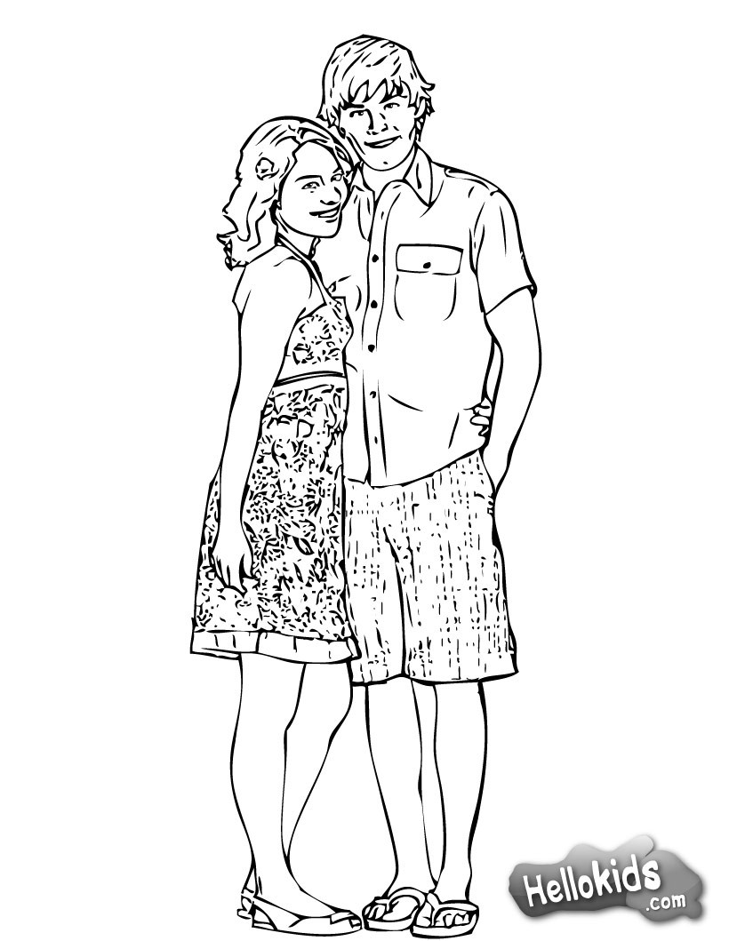 820x1059 High School Coloring Pages