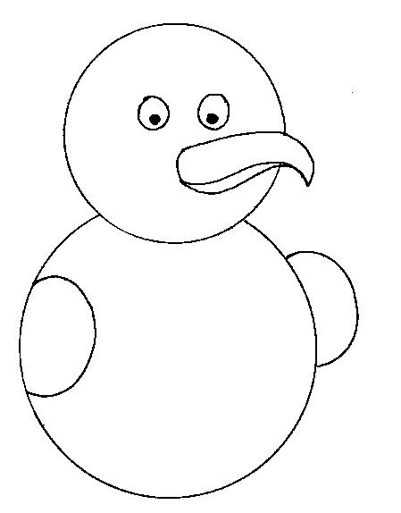 449x574 Step 7 To Make A Bird
