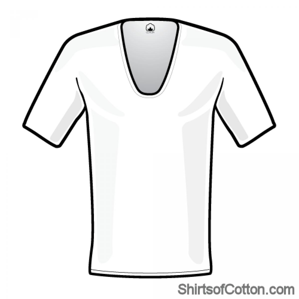 1200x1200 Perfect White Extra Deep V Neck T Shirt Shirtsofcotton
