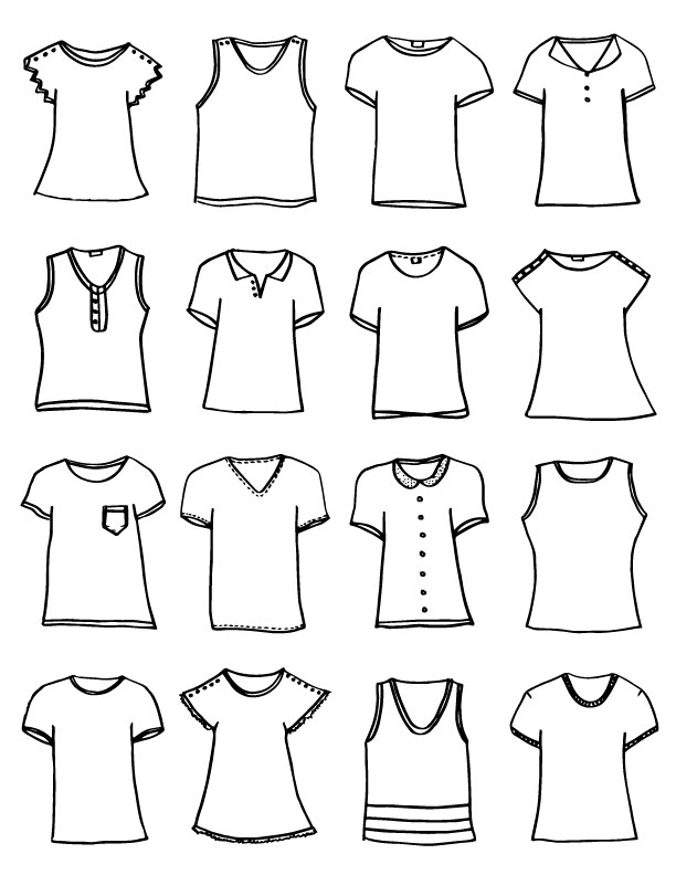 612x792 T Shirt Designer Printable