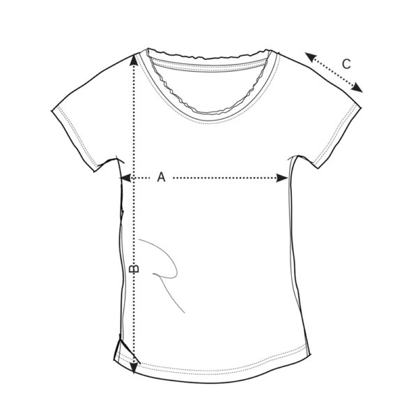 600x600 Woman T Shirt