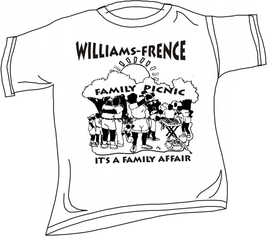 887x783 Family Reunion T Shirts