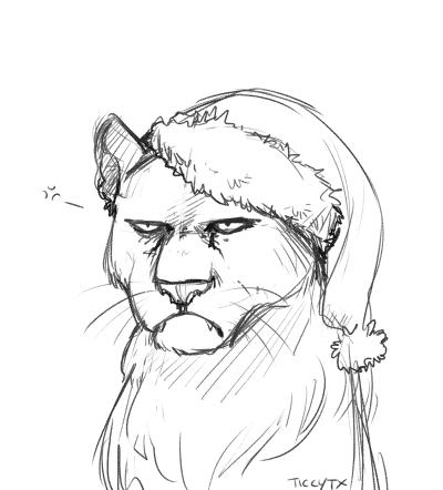 400x442 Christmas Drawings Tumblr Fun For Christmas