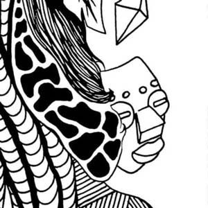 300x300 Cool Drawings Amp Illustrations For Line Art Lovers And Art Patrons