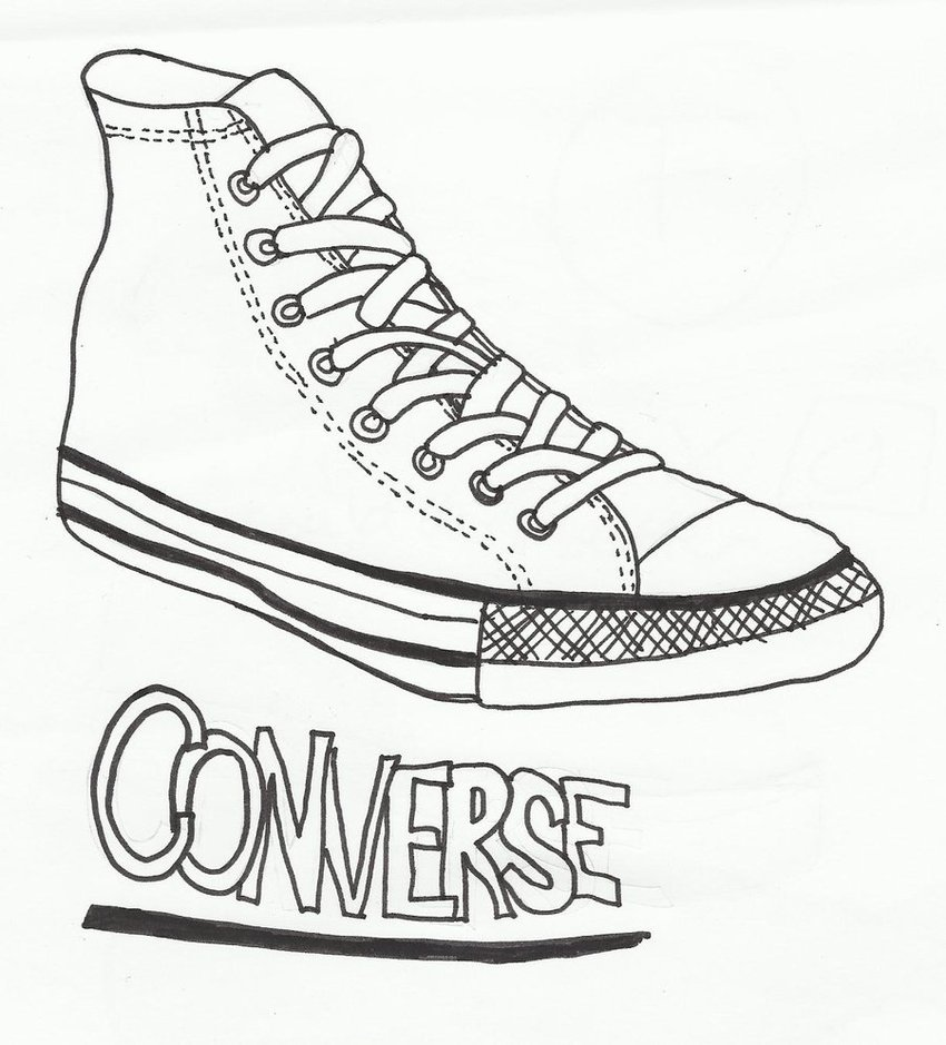 850x939 Converse . By Tazziixd