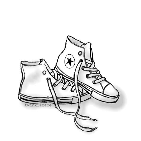 474x474 Shoes Easy Drawing Modern