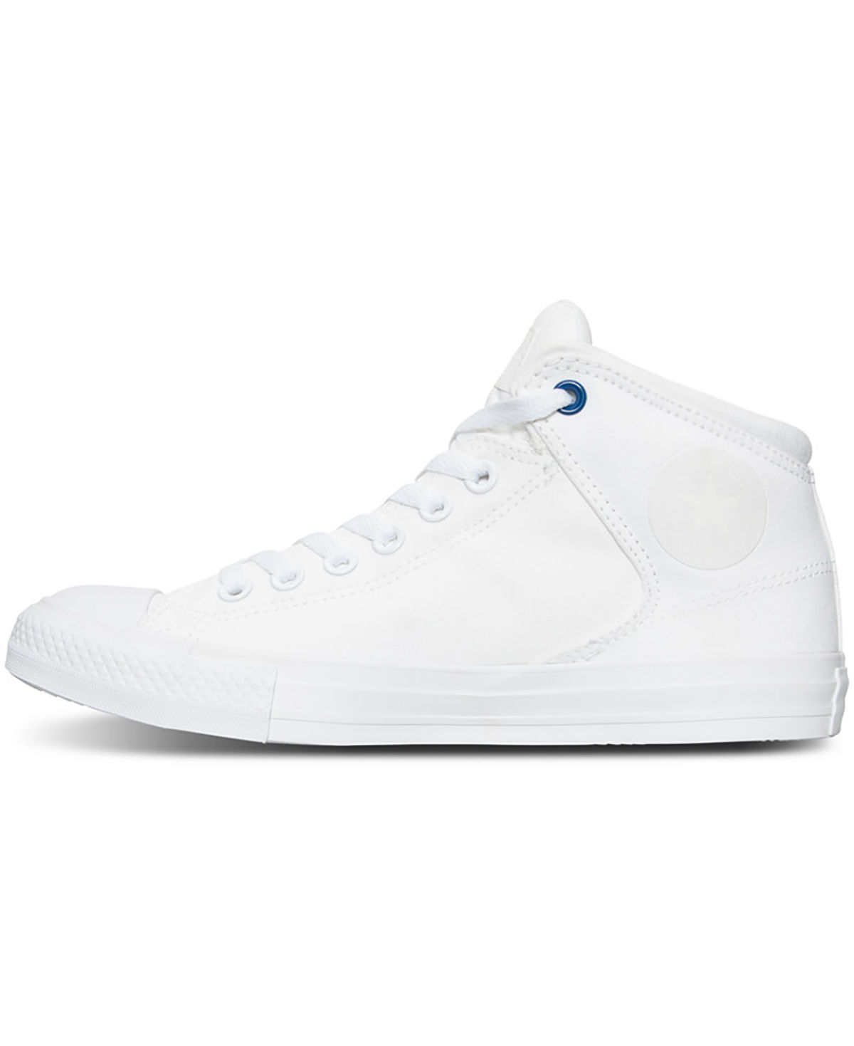 1200x1469 Converse Chuck Taylor All Star High Street Mid Adult Casual Shoe