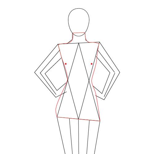 Human Body Diagram Outline Vatozozdevelopment