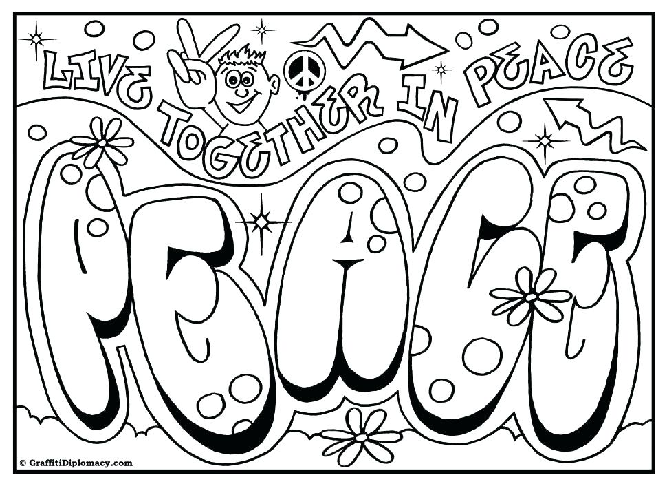 970x706 Cute Coloring Pages For Teens Joandco.co