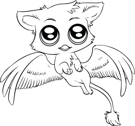 533x500 Coloring Pages ~ Baby Animals Coloring Pages Animal Page Colouring