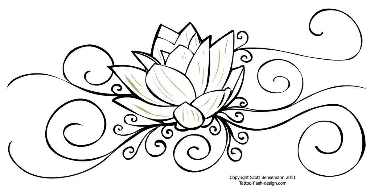 Drawing Pics Of Flowers