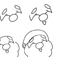 200x200 Coloring Pages How To Draw Easy Santa Coloring Pages How To Draw