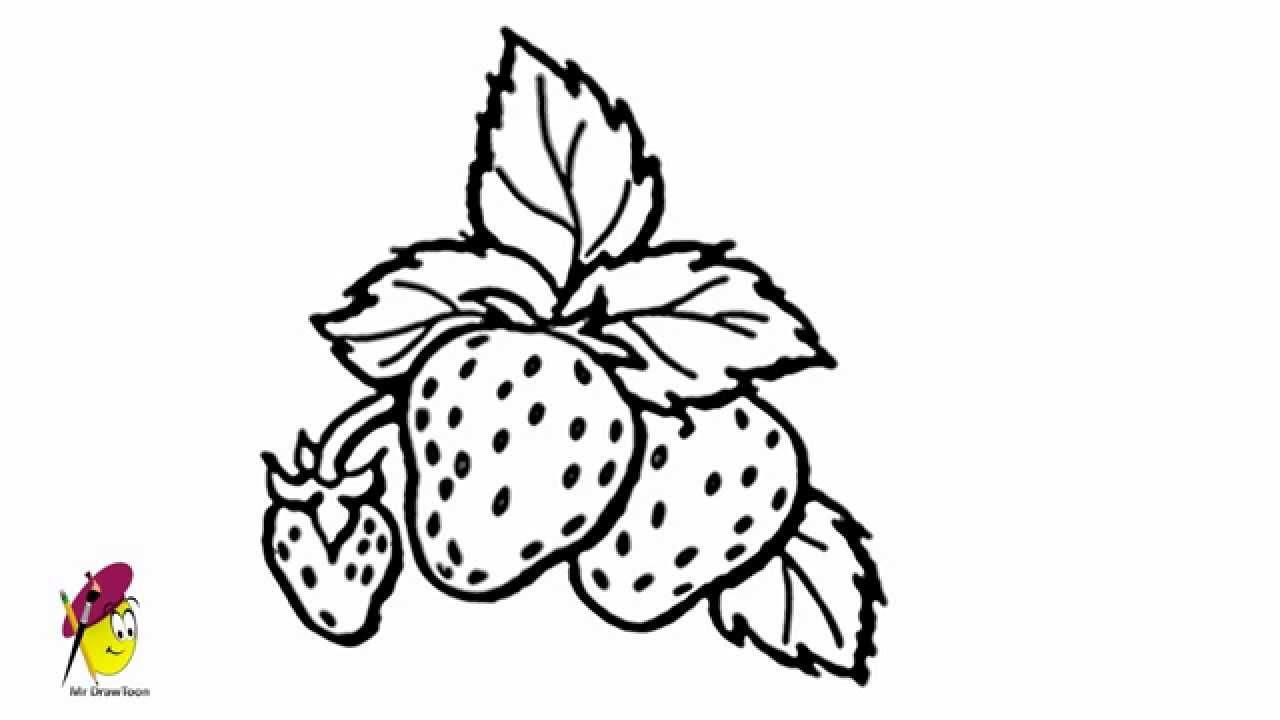 1280x720 Strawberry