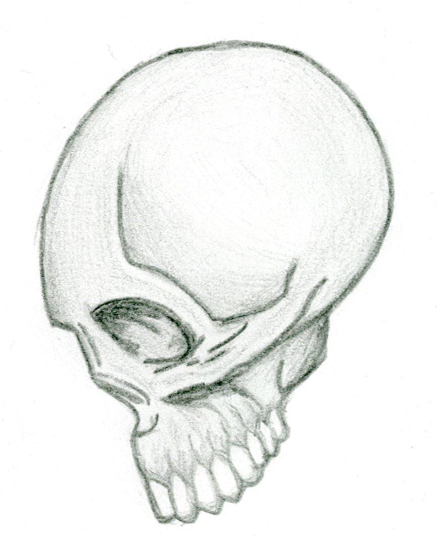 865x1081 Rachael Dixon's Drawing For Animation Skulls