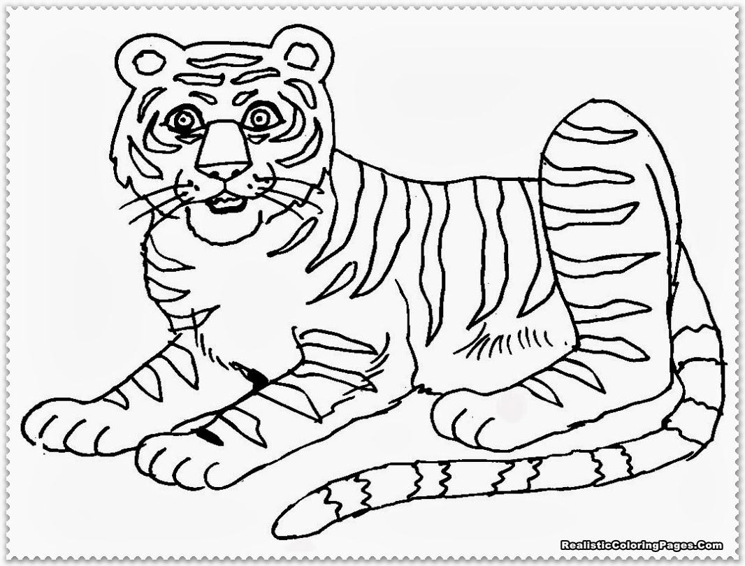 1200x886 Bengal Tiger Coloring Page Free Printable Pages 1066x810 Best Pictures Of Tigers Top Gallery Ideas