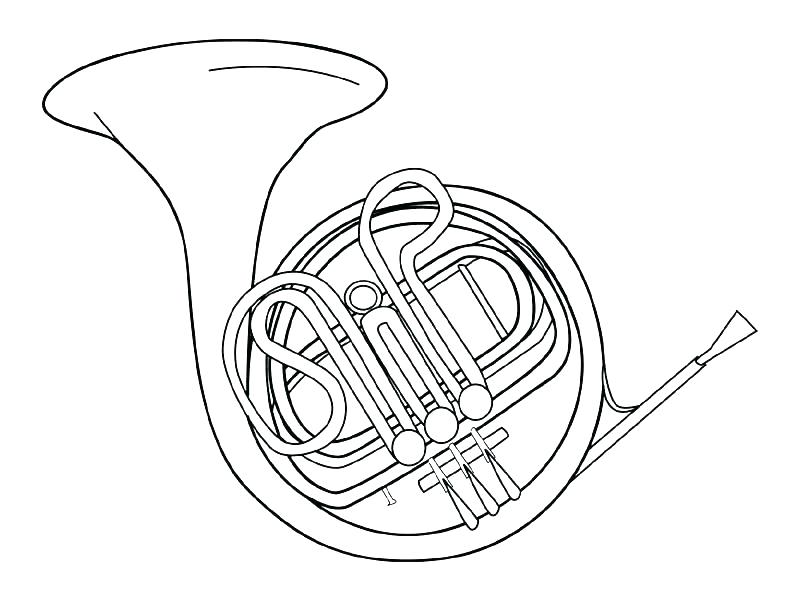 800x600 Instrument Coloring Pages Musical Instruments Coloring Pages