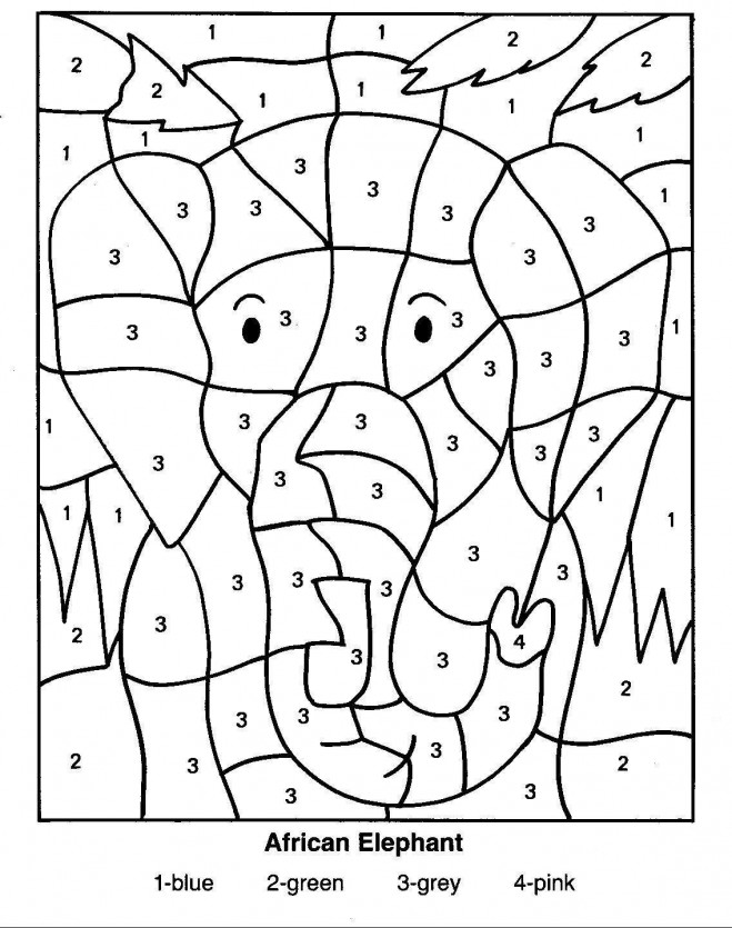 659x835 Amusing Numbers Coloring Pages 92 For Your Free Colouring