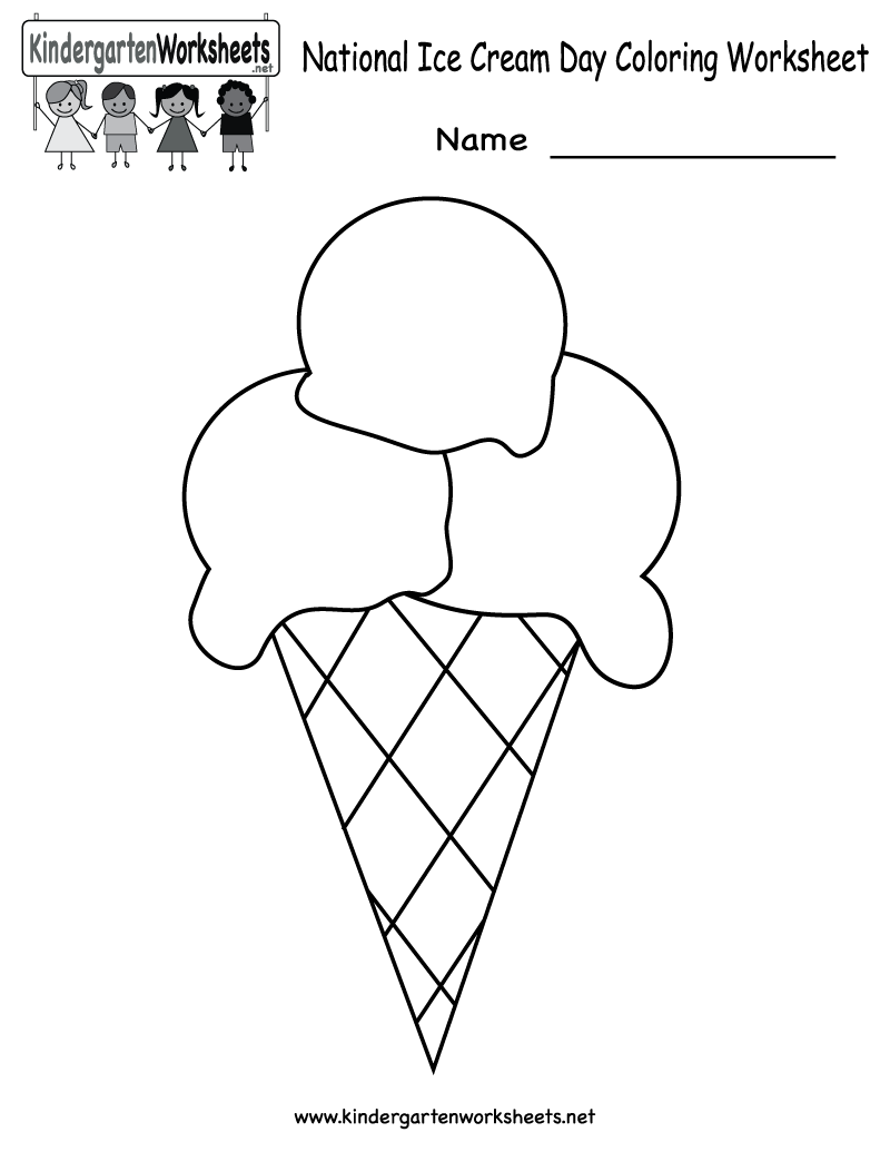 worksheet Kids Drawing Worksheet drawing worksheet for kids at getdrawings com free personal 800x1035 printable national ice cream day kindergarten