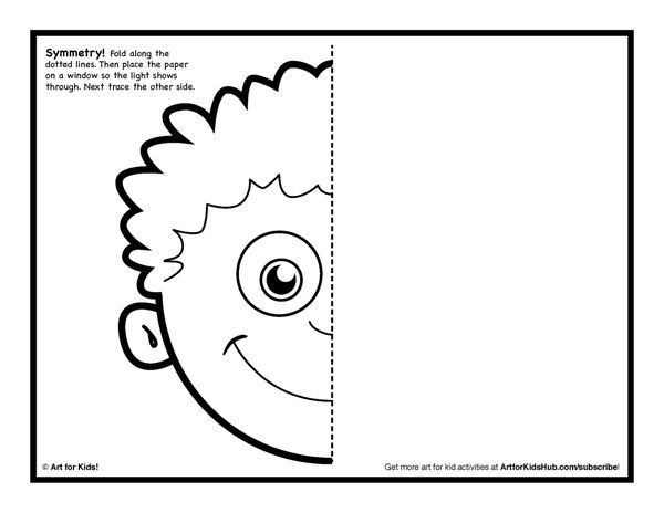 Drawing Worksheet For Kids at GetDrawings.com | Free for personal ...
