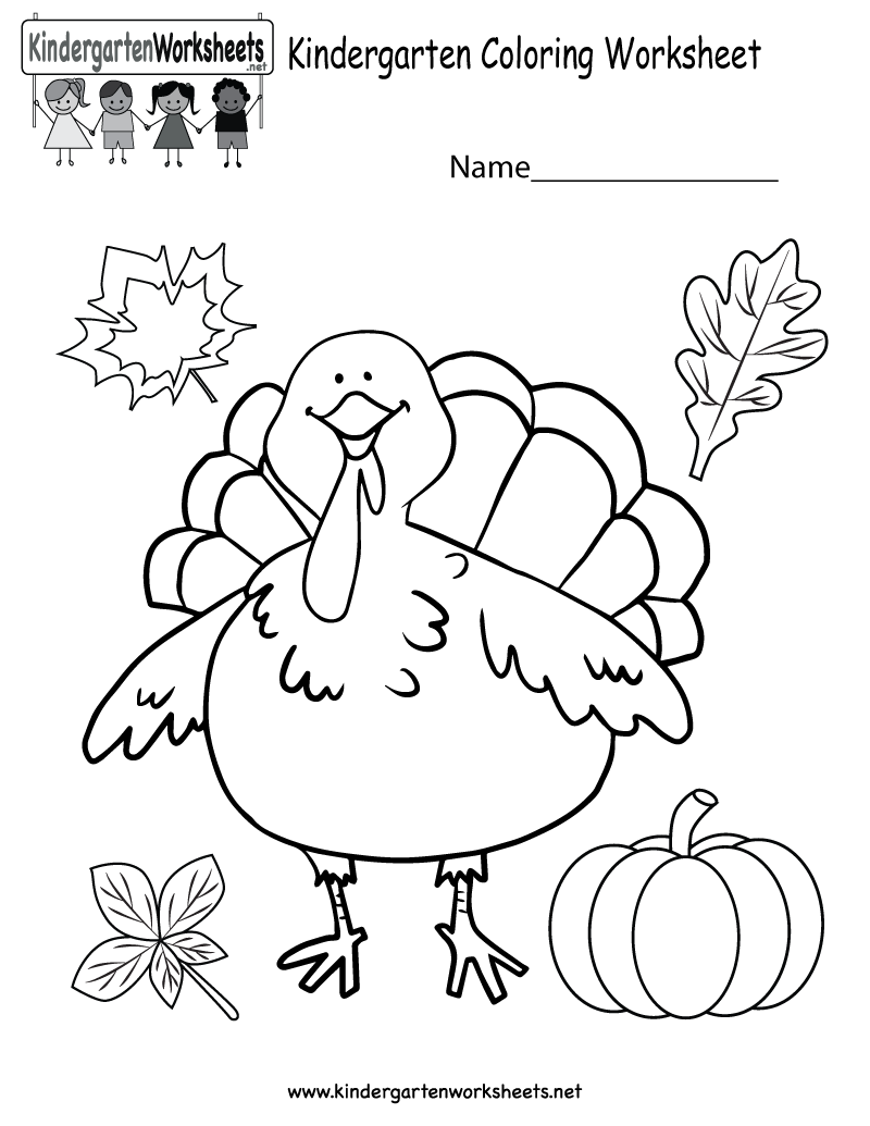Drawing Worksheet For Kindergarten at GetDrawings.com ...