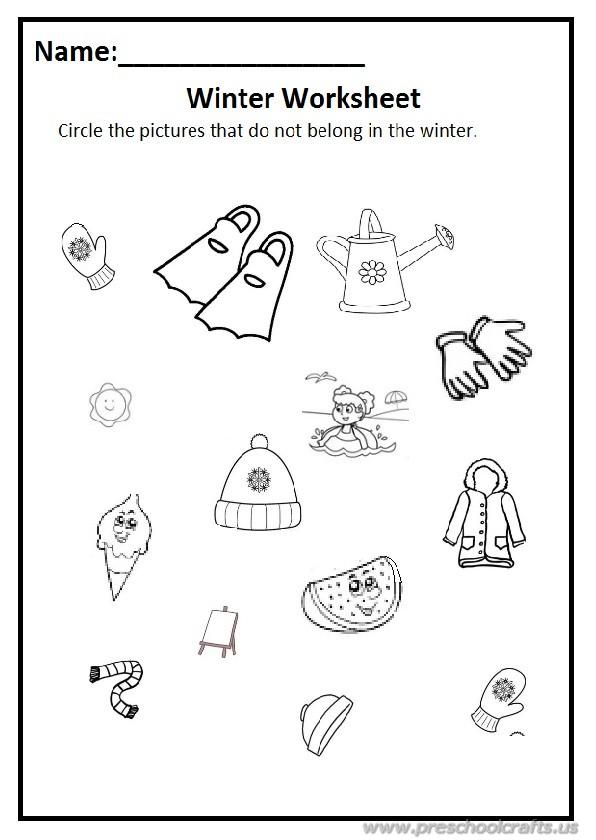Drawing Worksheet For Preschool at GetDrawings.com   Free for ...
