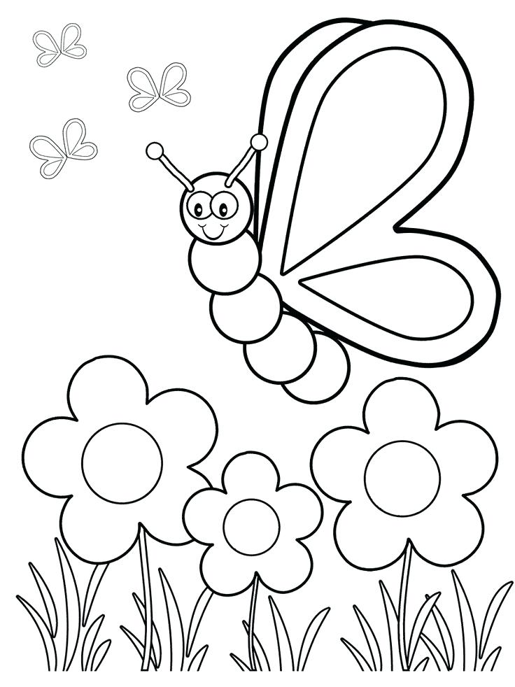 736x982 Top Printable Coloring Pages For Preschoolers Image Best Preschool