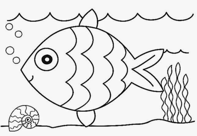 Coloring Worksheets For Kindergarten Free