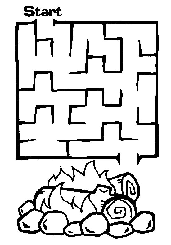 551x792 Free Printable Mazes For Kids All Kids Network