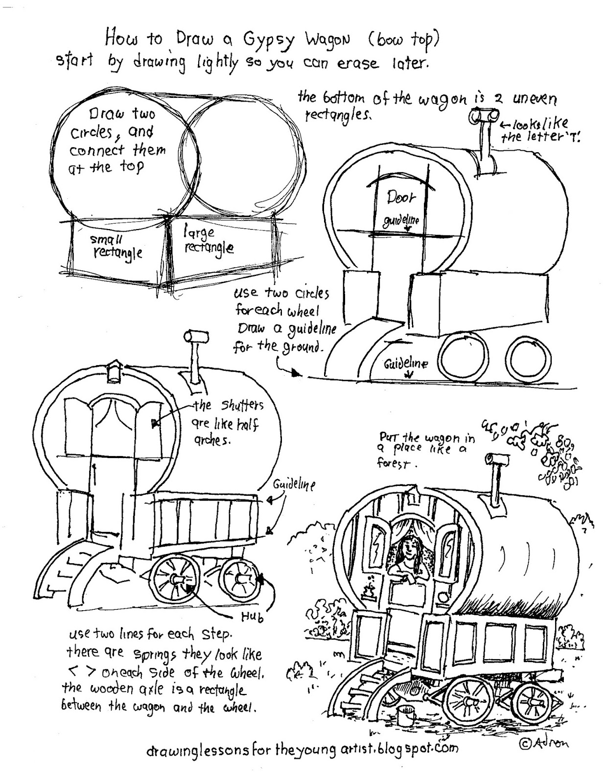 1238x1600 How To Draw Worksheets For The Young Artist Printable How To Draw