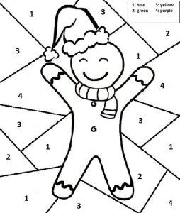 254x300 Christmas Free Worksheets For Kids