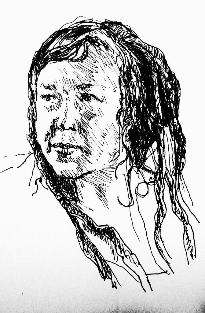 671x1024 The World's Best Photos Of Drawing And Dreadlocks