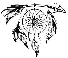 282x240 The Best Dream Catcher Drawing Ideas On Dream