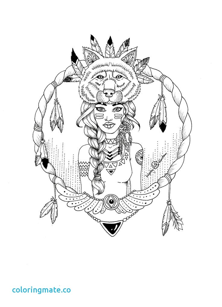 736x1017 Dreamcatcher Coloring Pages Awesome 25 Best Ideas About