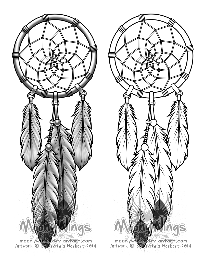 Dream Catcher Tattoo Drawing At Getdrawings Com Free For