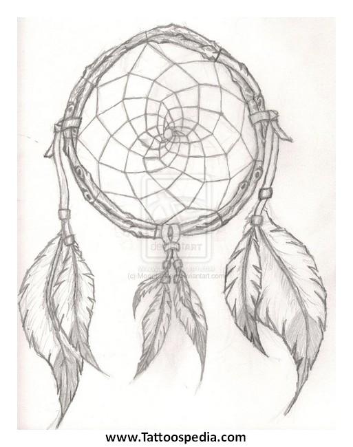 513x650 Dreamcatcher Neck Tattoo Tumblr 1
