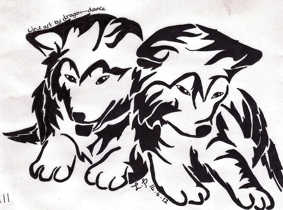 900x670 Husky Puppies By Dream Catcher 120