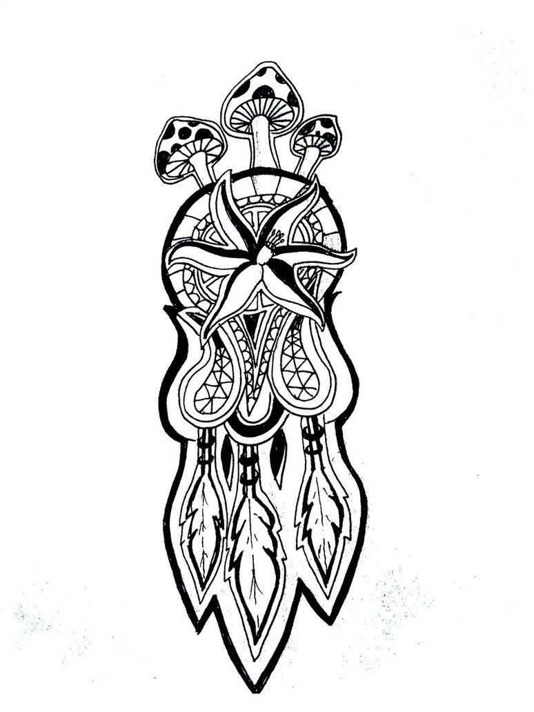 774x1032 Paisley Dreamcatcher By Lostinsimplethought