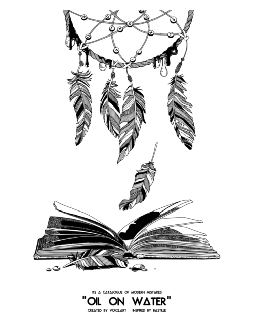 500x625 Drawing Dreamcatcher Tumblr