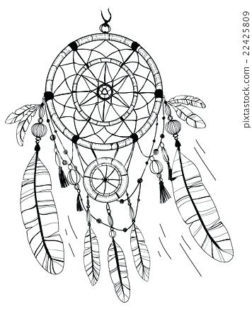 356x450 Dream Catcher Coloring Pages And Coloring Page Page 1 Dreamcatcher
