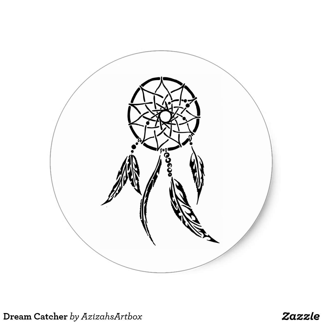1296x1296 Simple Dreamcatcher Drawing Black White Info