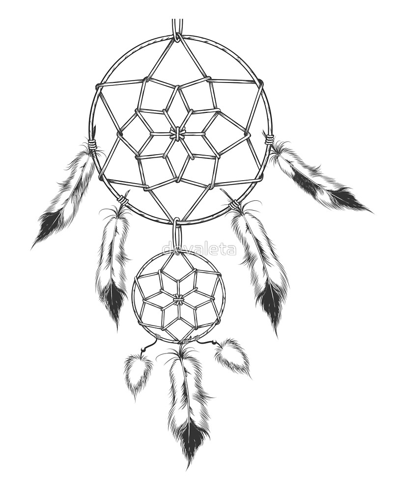 800x1000 Dream Catcher, Traditional Symbol Of Native Americans. By