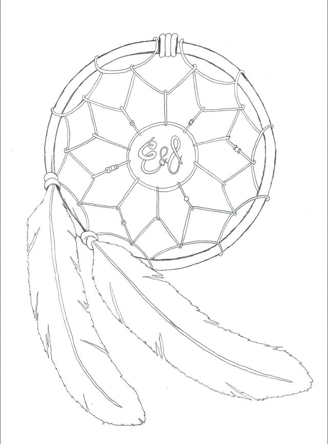 640x866 Epic Dream Catcher Coloring Pages Print Printable Of Item Indian