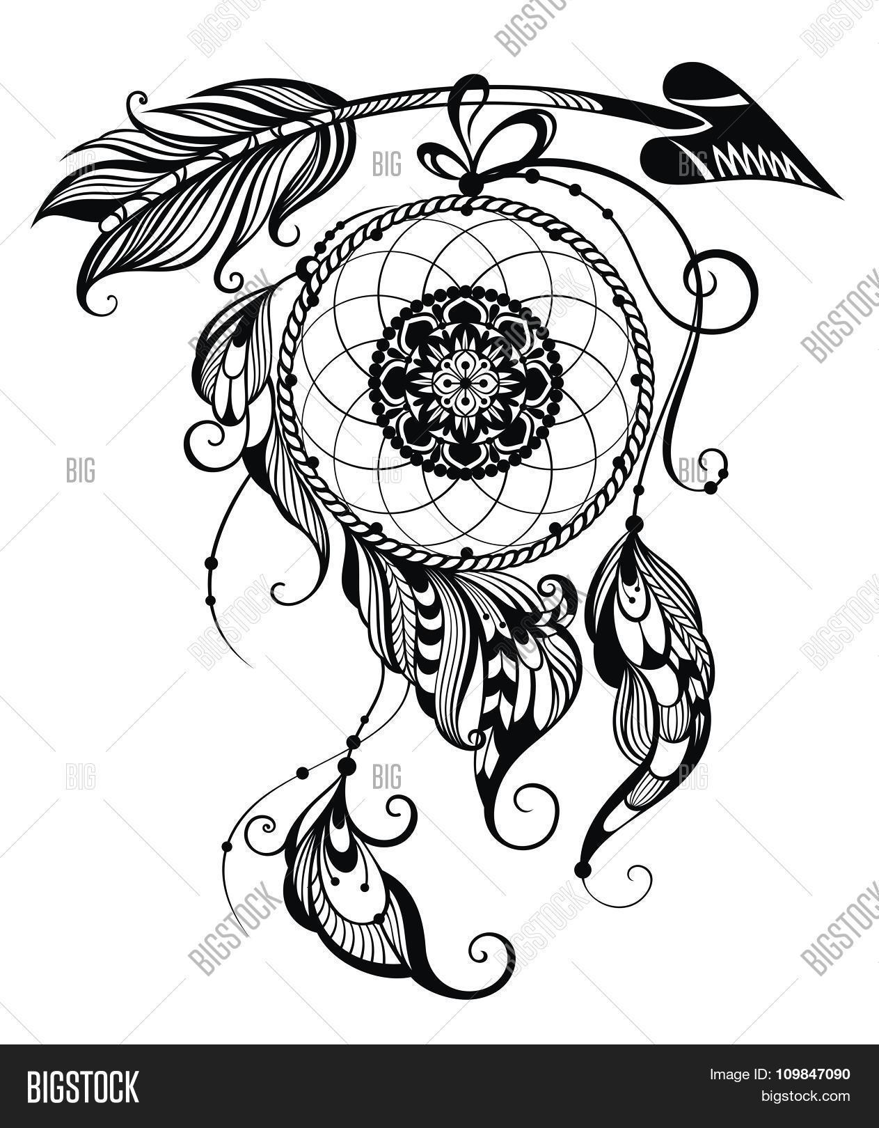 1263x1620 Dream Catcher Images, Illustrations, Vectors