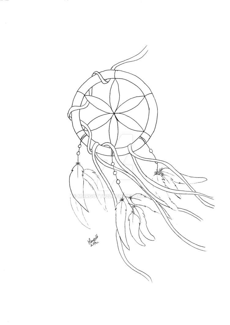 752x1063 Dreamcatcher Iii By Margott022